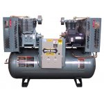 Duplex Two-Stage Air Compressors