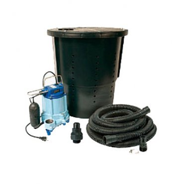 Water Removal Pump System