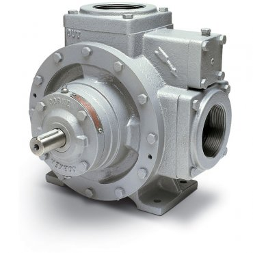 High Pressure Positive Displacement Sliding Vane Pump