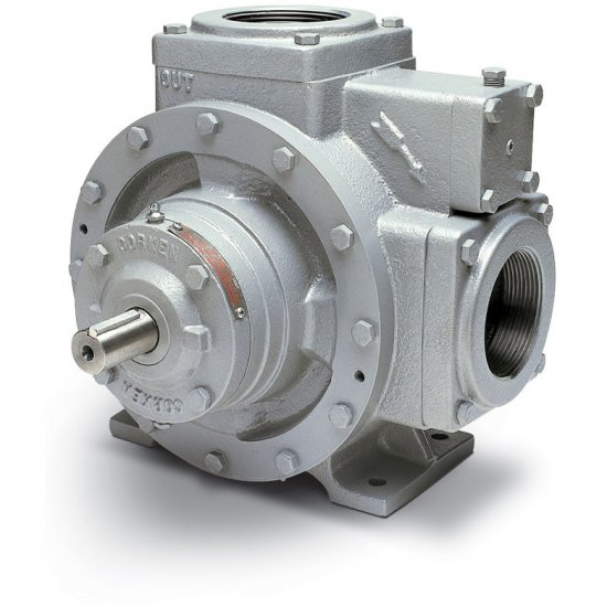 High Pressure Positive Displacement Sliding Vane Pump - Click Image to Close