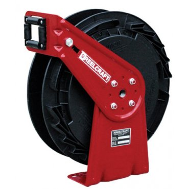 Medium Duty Spring Rewind Grease Hose Reel