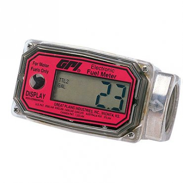 Digital Fuel Meter