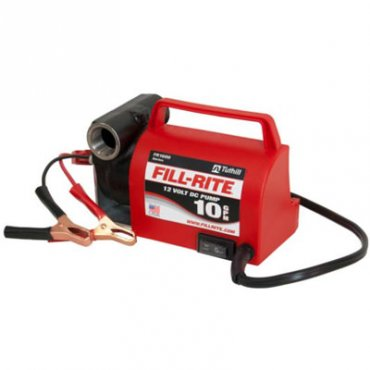12 Volt DC Portable Diesel or Antifreeze Transfer Pump