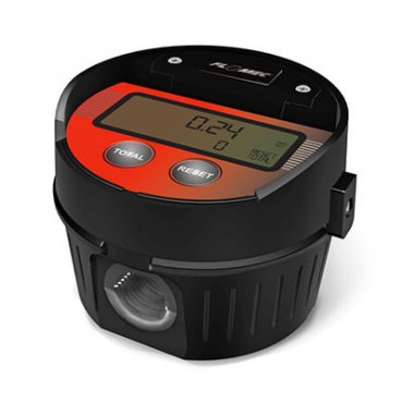 Digital Lube Flow Meter