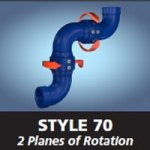 Style 70 - 2 Planes of Rotation