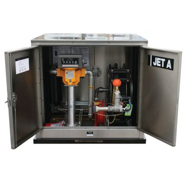 Aviation Fueler Cabinet