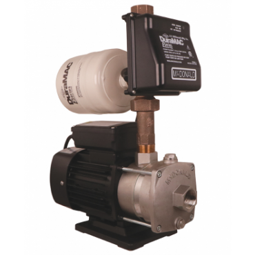 Model: 18035R020PC1 DuraMac E-Series Water Pressure Booster System