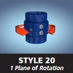 Style 20 - 1 Plane of Rotation