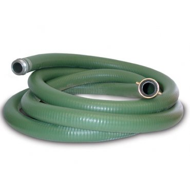 1 in. x 15 ft. PVC Suction Hose Assembly