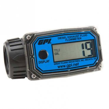DEF Digital Flow Meter