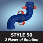 Style 50 - 2 Planes of Rotation