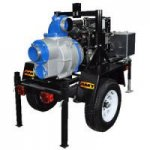 Trailer & Skid Mounted Pumps