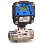 Turbine Flowmeters with LCD Display
