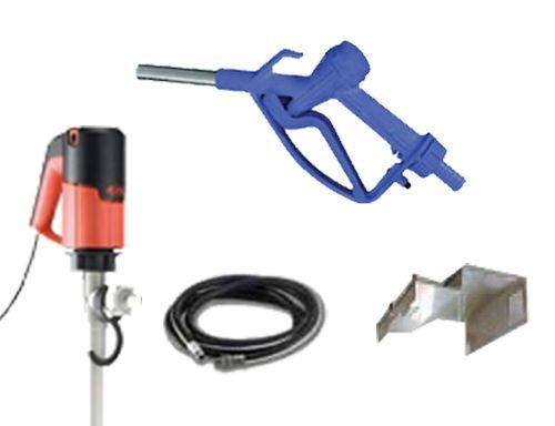 Tote Package 120V Stick Pump - Click Image to Close