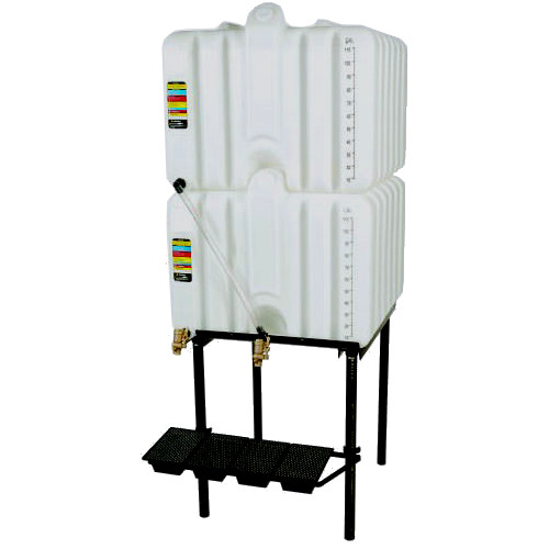Lube Tanks & Storage