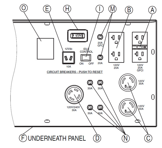 GP17500E_connectionspic generac 5735 17,500 watt, portable generator generac gp17500e wiring diagram at love-stories.co
