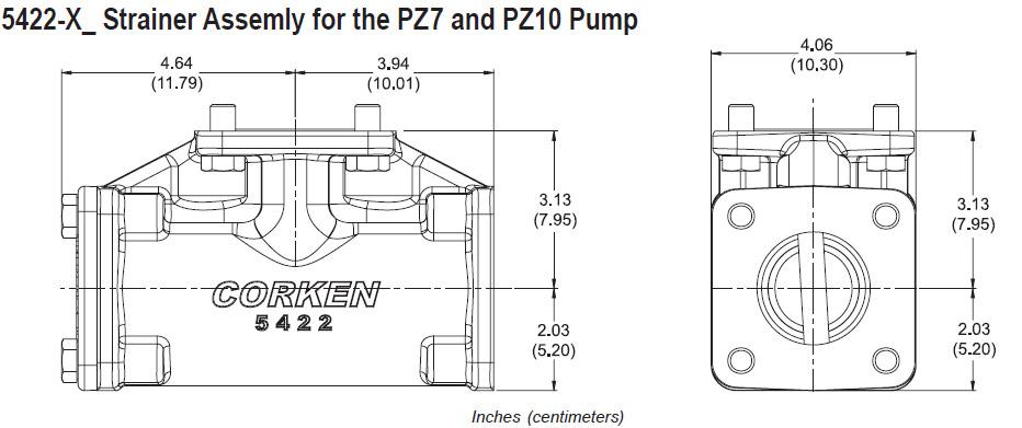 Corken - Pz-series