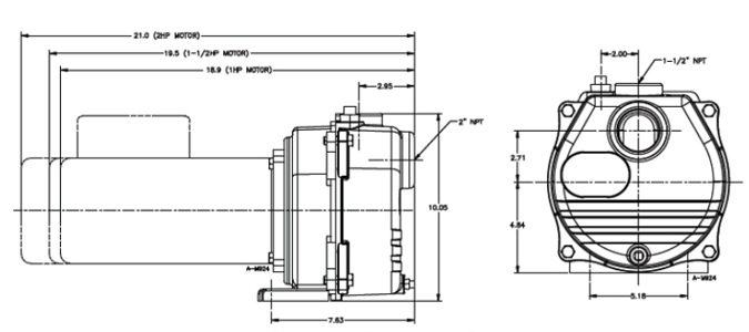 Sprinkler Booster Diagram