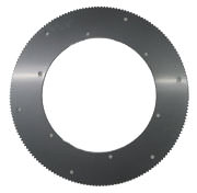 180T35 DISC SPROCKET, 21-3/4 in. DIA (CHROME SILVER)