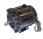 SX-103 MOTOR (12V DC BASE MT, 2/3 HP, 500 RPM) Leads at 3 o ft.clock