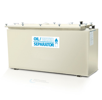 how to build an oil water separator