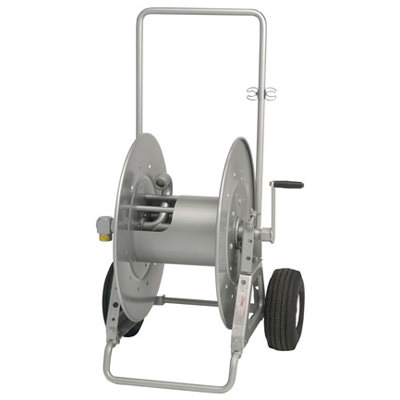 100 ft manual air hose reel