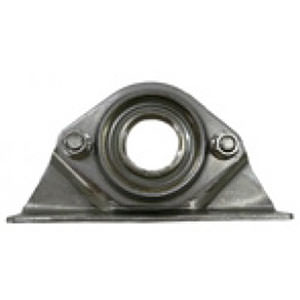 1 in. S.A. BEARING COMPLETE (304 SST HOUSING, PLATED INSERT) Bearing ID is 1.28 in. (or 1 in. pipe size)