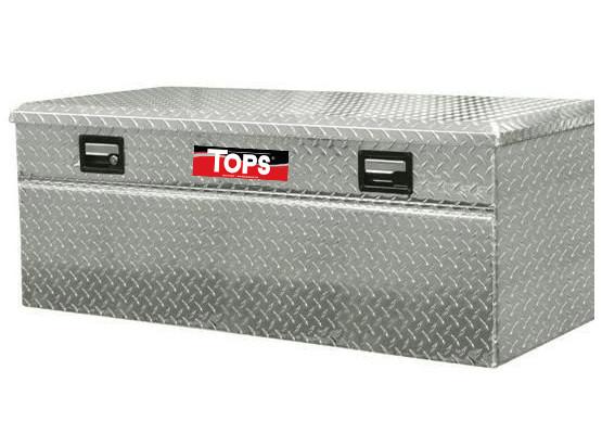 Tops Wtawb56w Full Size Flush Mount Truck Tool Box